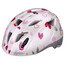 Alpina Ximo Helmet Juniors white hearts